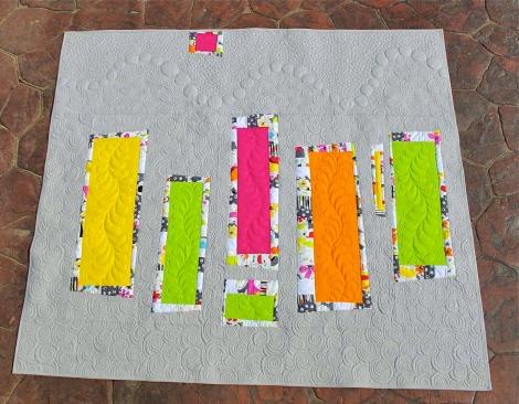 Colour Blocks Quilt